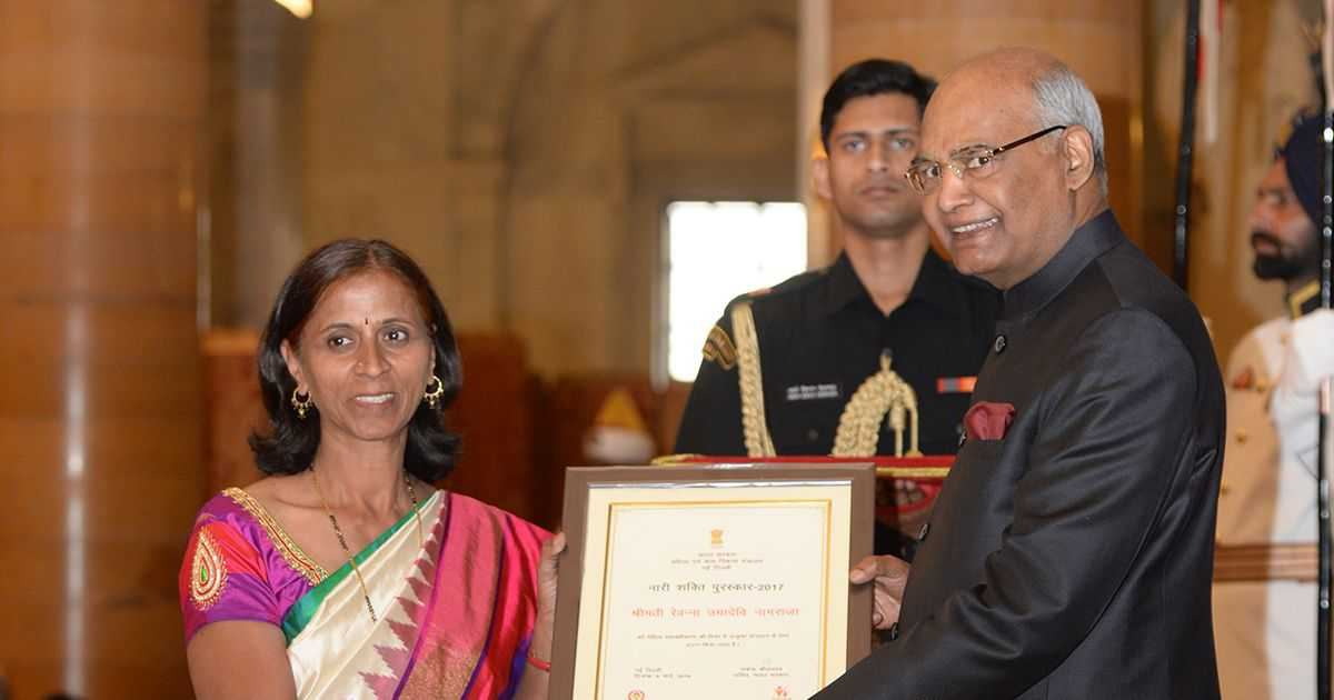 Revanna Umadevi: From tapping on the typewriter to becoming the World Champion
