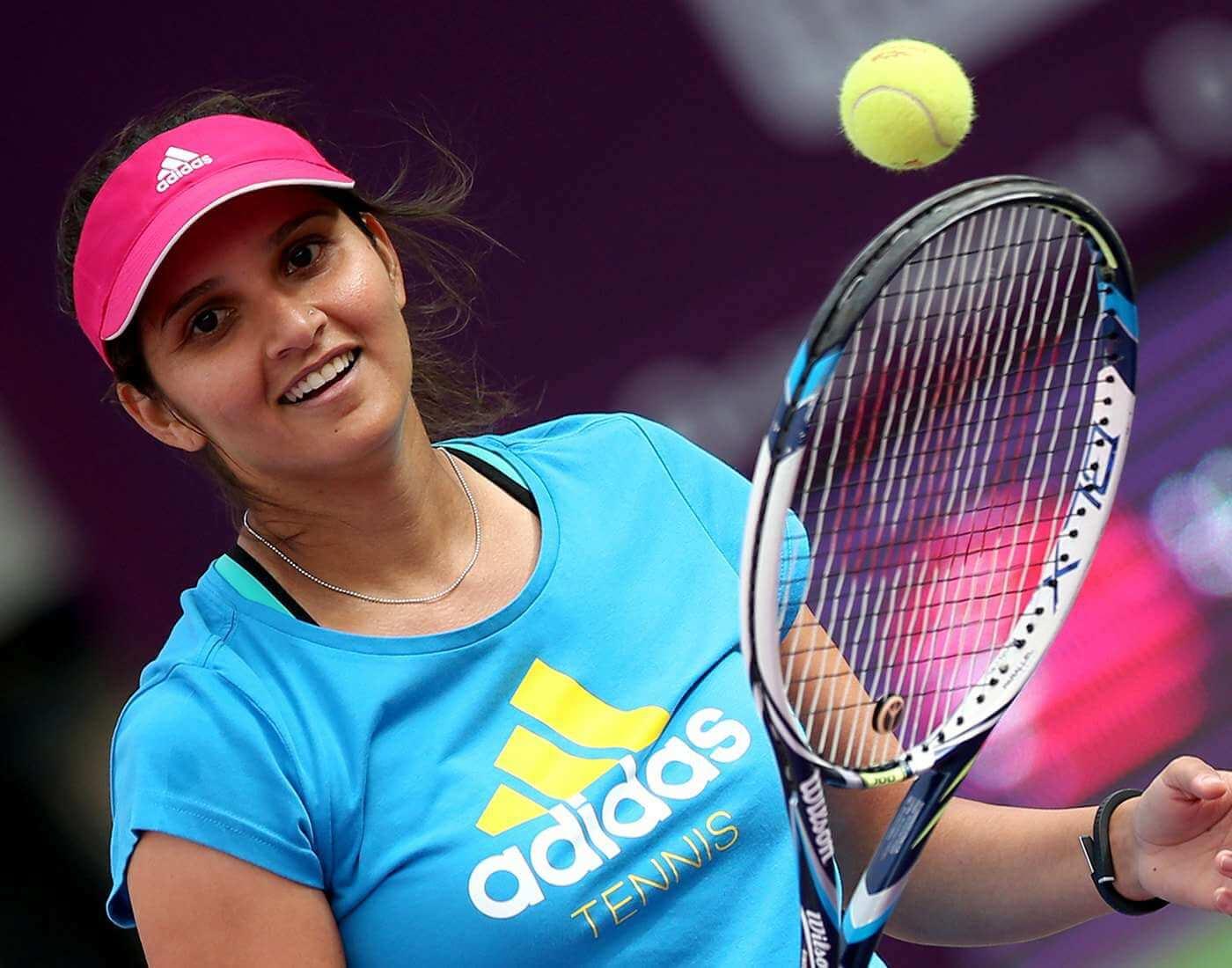 sania mirza tennis sensation international tennis hall of