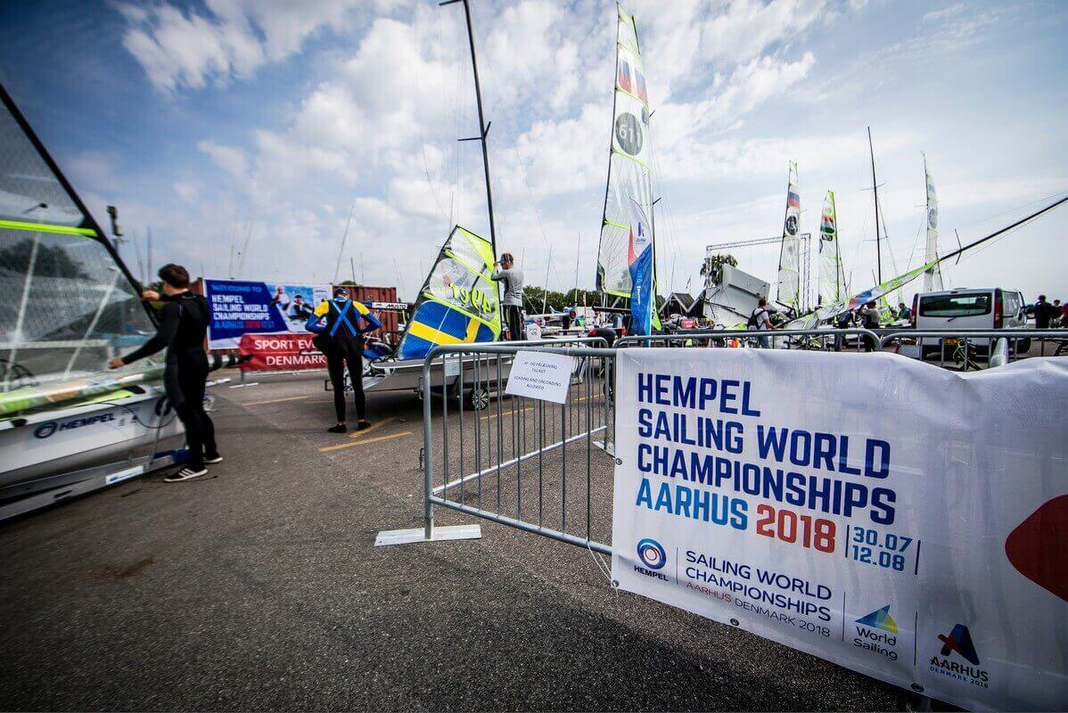 2018 Sailing World Championships