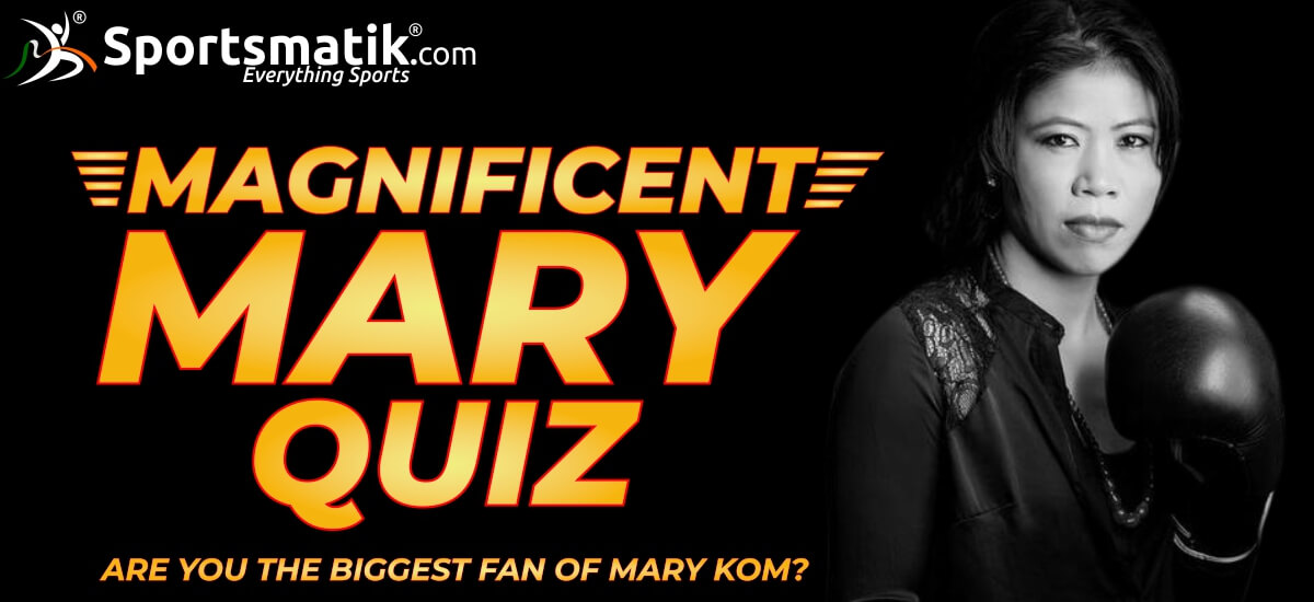 Magnificent Mary Quiz