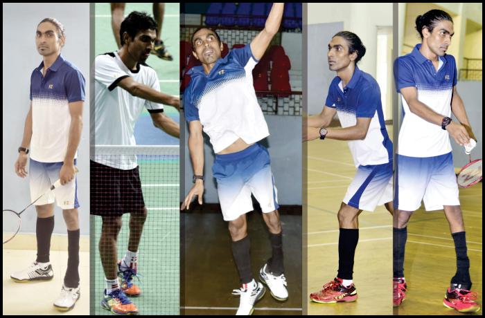 Indian Para Badminton player Pramod Bhagat best para shuttler