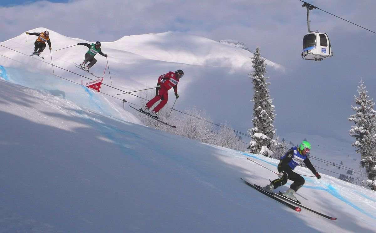 olympic alpine skiing