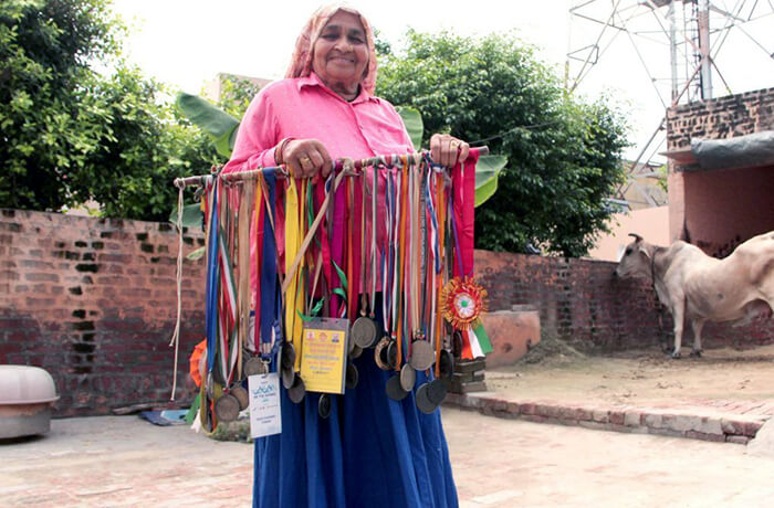 Shooter Dadi: A whooping stack of medals Chandro Tomar has earned through her shooting skills