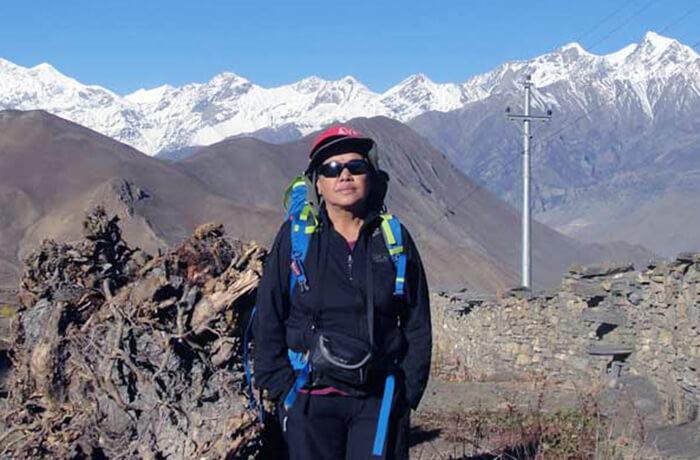 Bachendri Pal : Born to rule the mountain rare image