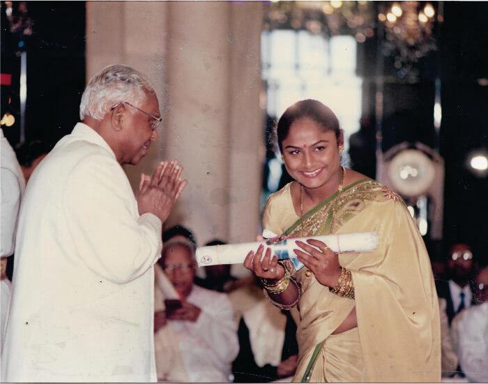 Karnam Malleswari weightlifter Padma Shri award