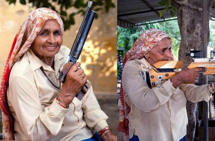 Shooter Dadi: Chandro Tomar stands as an inspiration for Indian women