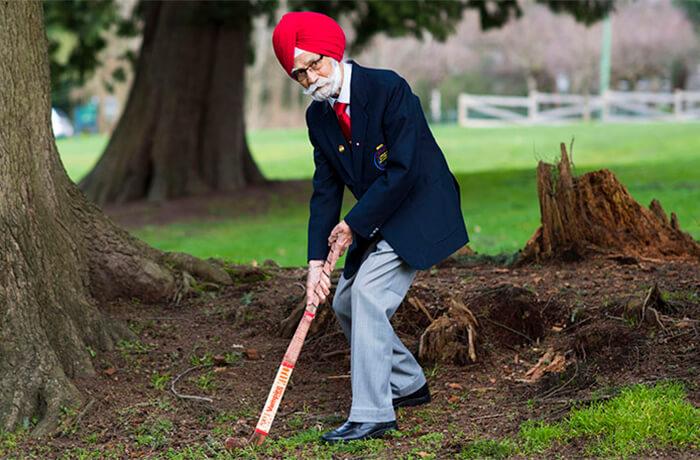 Balbir Singh Sr. and his unforgettable hockey knack