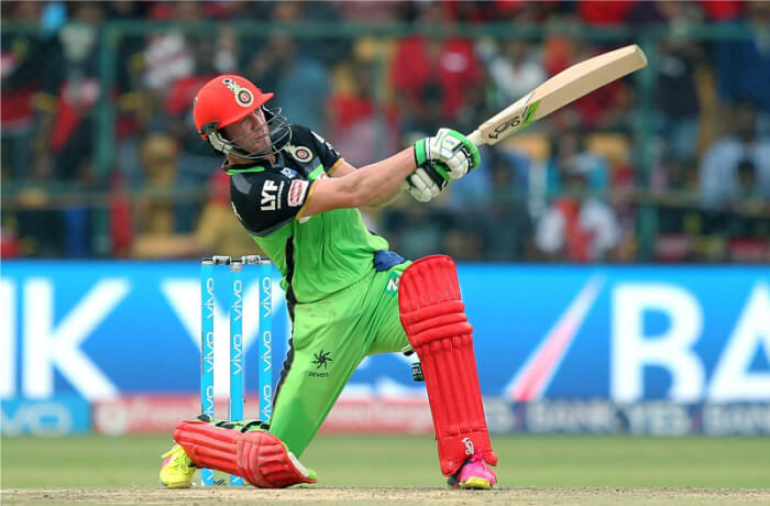 A B de Villiers at the cricket pitch unseen pics and images