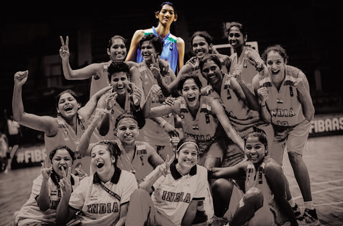Poonam Chaturvedi beat brain tumour and resumed her basketball training
