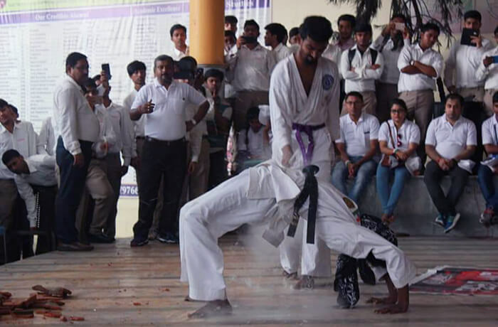 Sayan Mondal: The Karate Yoddha of India