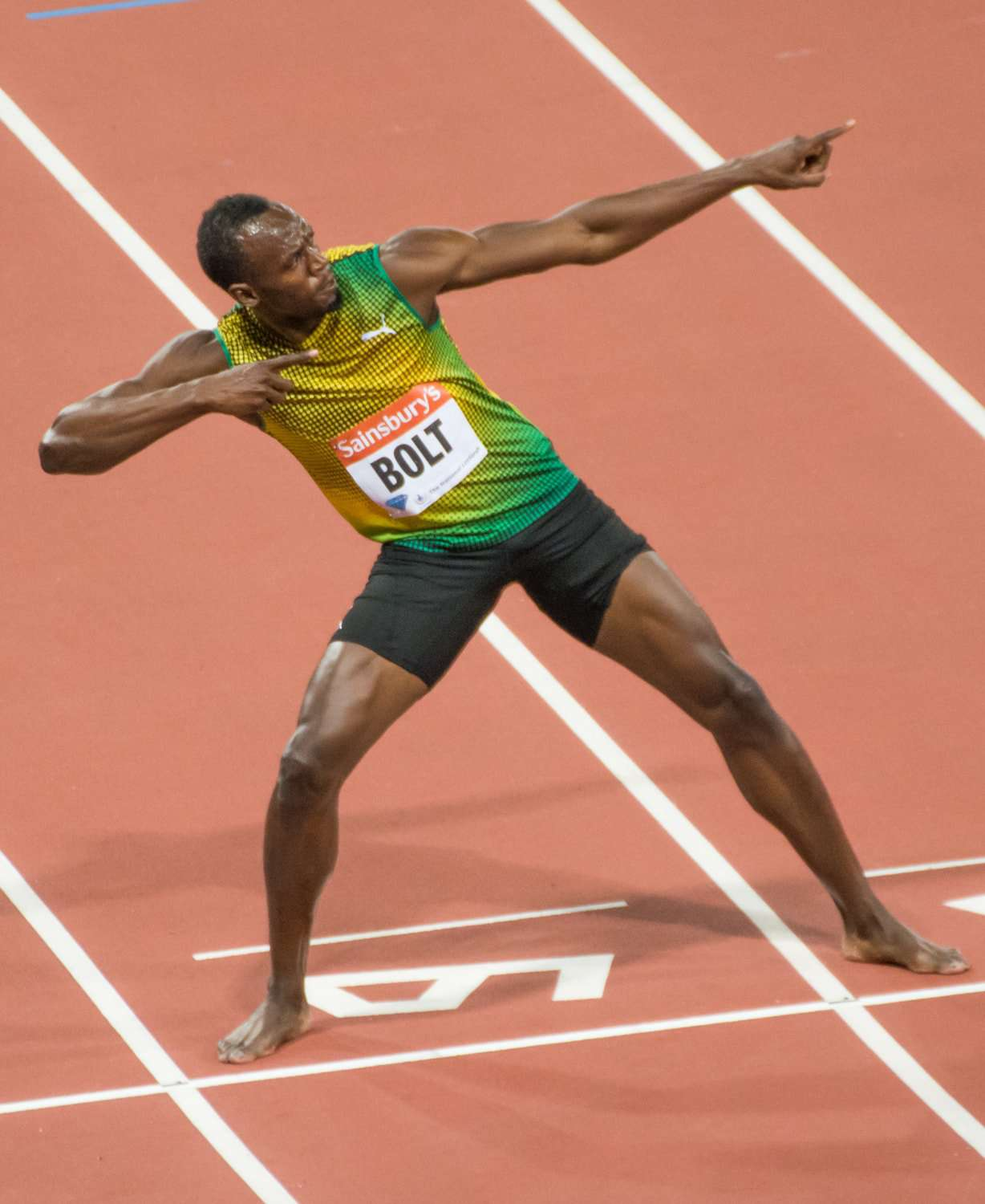 usain bolt dancing