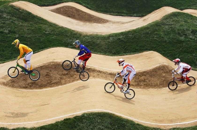 BMX Purpose-built track
