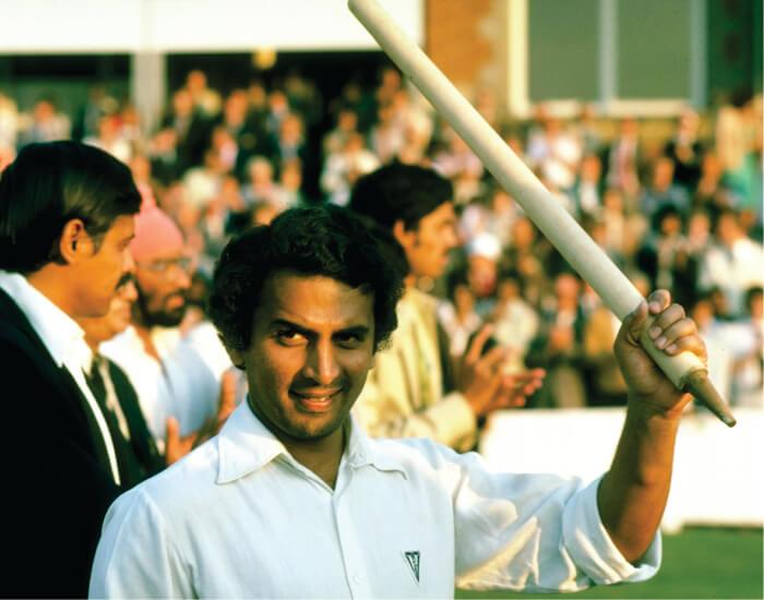 Sunil Gavaskar cricket career
