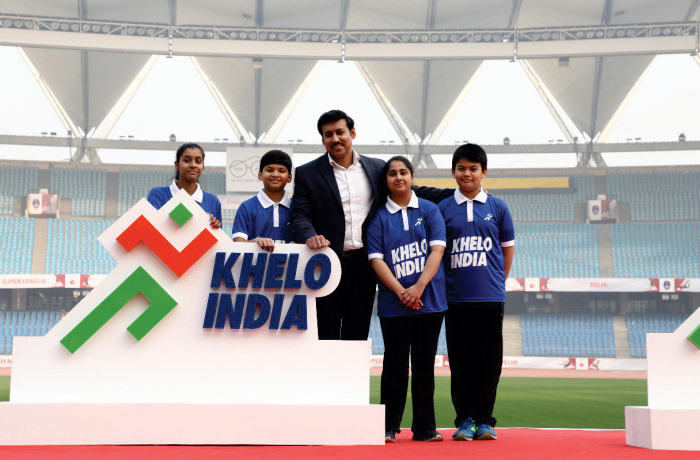Khelo India Youth Games Rajyavardhan Singh Rathore
