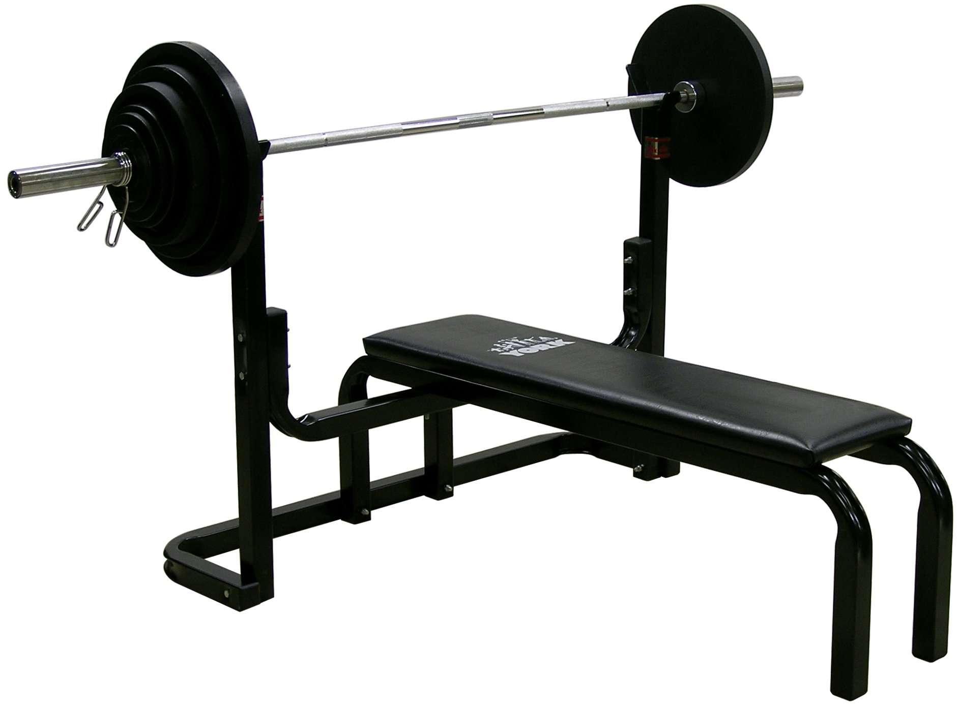 Para Powerlifting bench