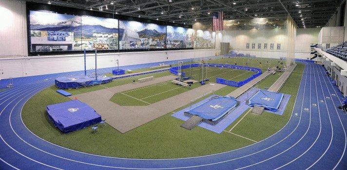 Pentathlon Indoor stadium