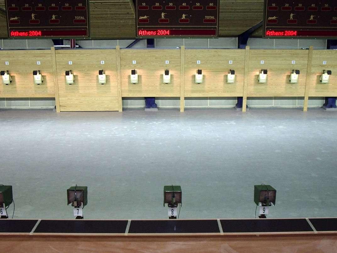 10m Air Rifle Range