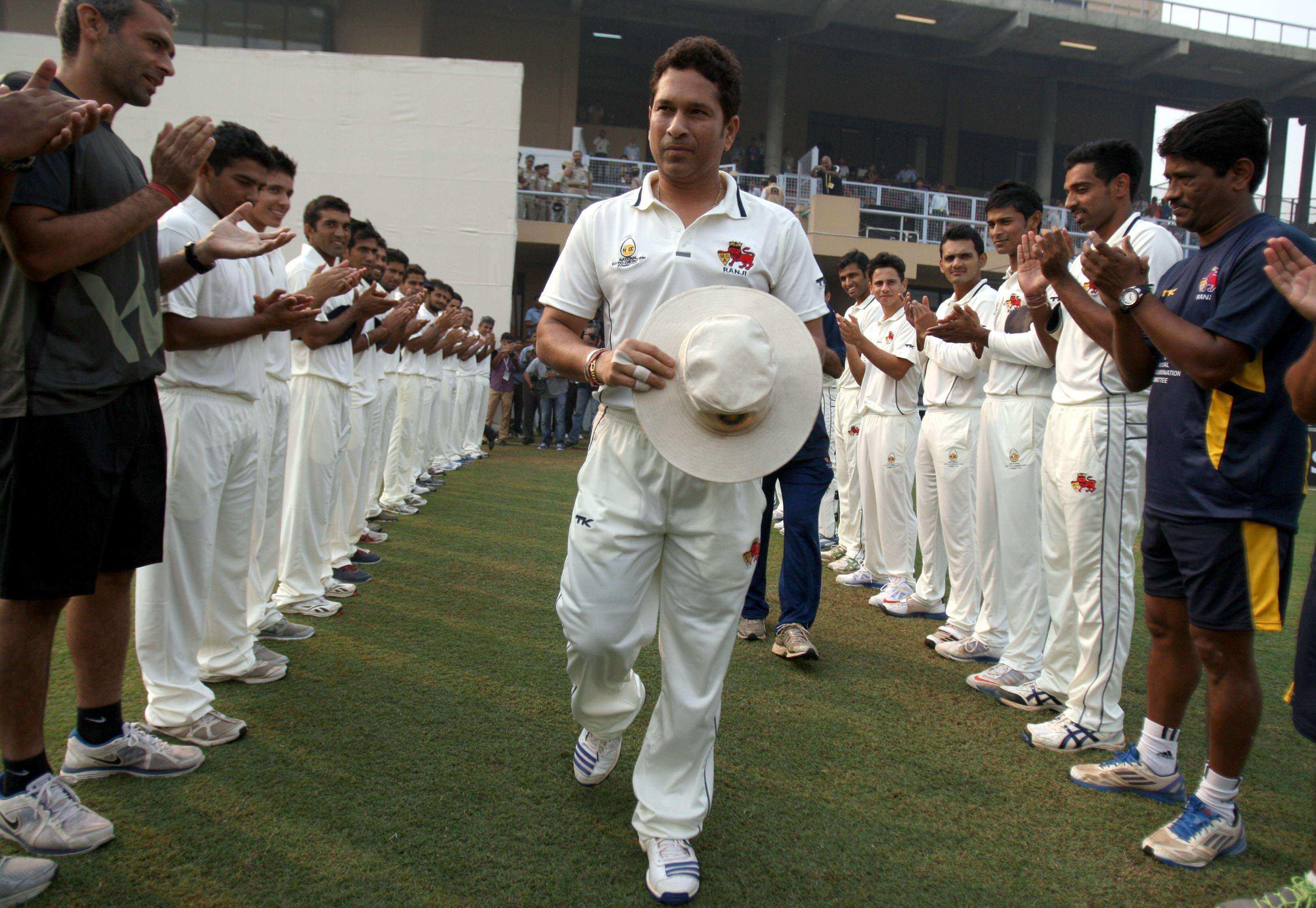 Sachin Tendulkar Last match