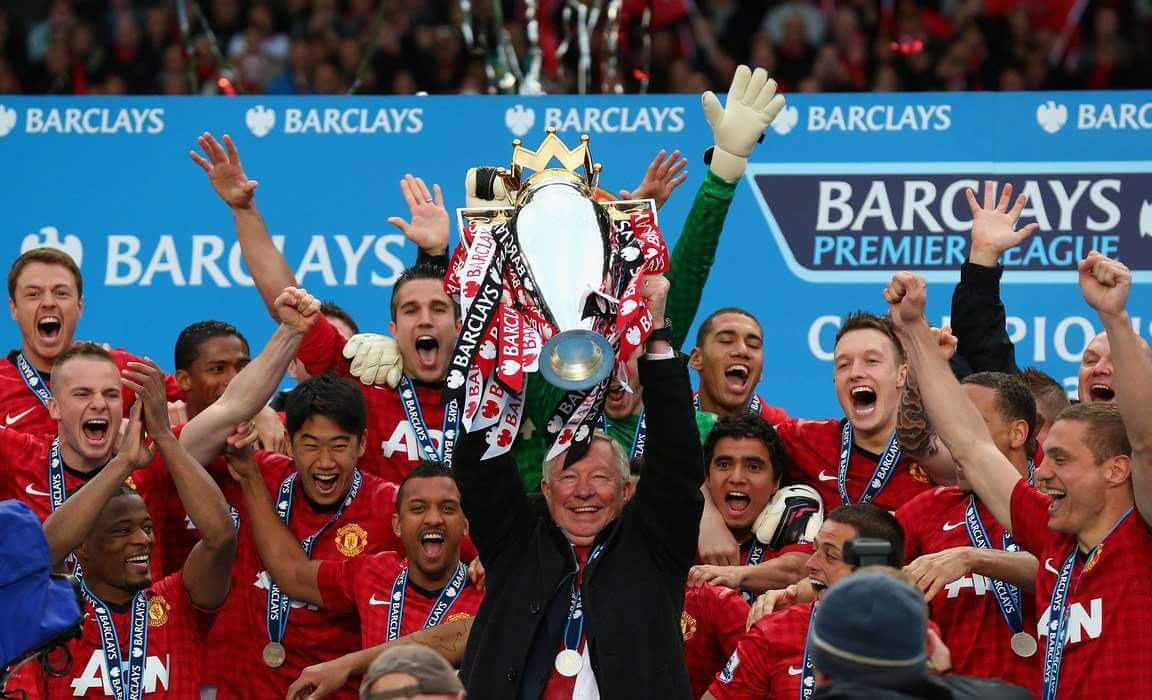 sir alex ferguson trophy