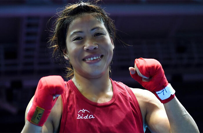 World Boxing Champion Mary Kom