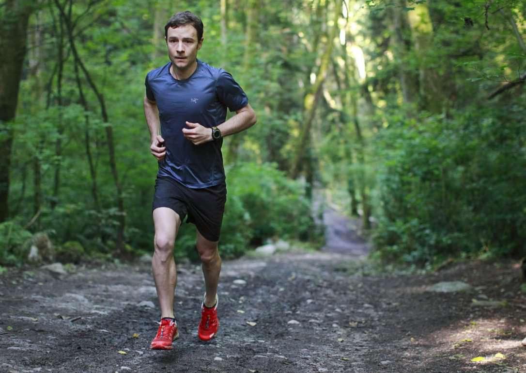 Ultra running track