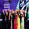 Laureus Sports Awards 2019 : Sports Stars Flashing...