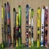 Alpine Skiing Skis