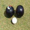 Lawn Bowling Bowls and kitty