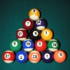 pocket billiard balls