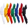 taekwondo belt tie
