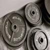 weight lifting Iron Plates