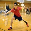 badminton player Prosthetic Limbs