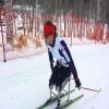 Para Cross-country Skiing sit-skis