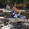 Para rowing boat