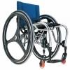 Wheelchair used in wheelchair curling