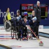 Wheelchair Curling clothing