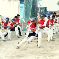 SMR Cricket Academy: Carving the fu...