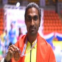 Athlete - pramodbhagat