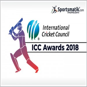 And here we have the winners of ICC Awards 2018