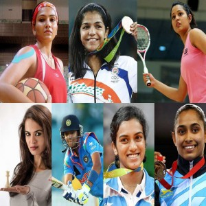 Top 7 inspiring female faces of India