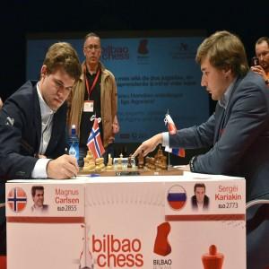 Bilbao Chess Masters Fina...