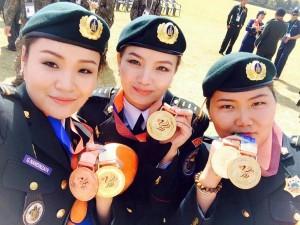 mongolia Military World Games