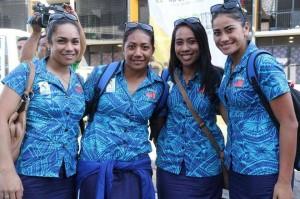 samoa women's team