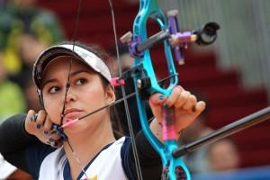 Sara Lopez Archery