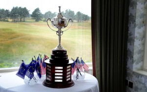 Arnold Palmer Cup Trophy