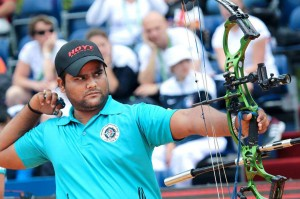 Rajat Chauhan Archery