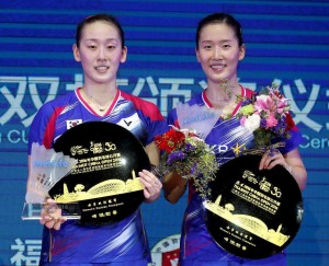BWF Super Series winners