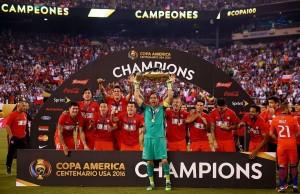 Copa América Champions