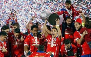 La Copa América Centenario