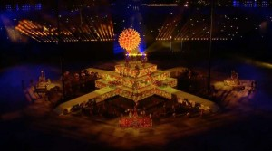 Central American Games Opening Ceremony